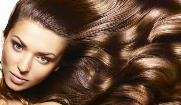 Блеск волос с помощью домашних масок