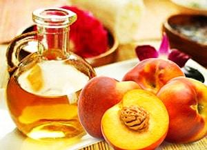 Маски с персиковым маслом