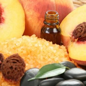 Фото - персики и персиковое масло