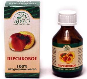 Персиковое масло в аптеке