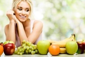 Фото: фрукты полезные для волос и кожи головы