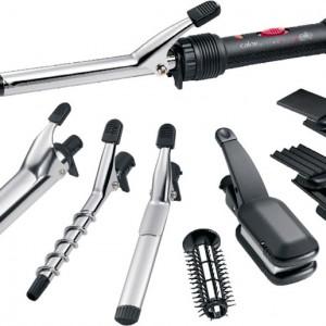 Плойки - профессиональные инструменты для завивки волос