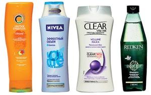 Шампуни и бальзамы для объема для тонких волос