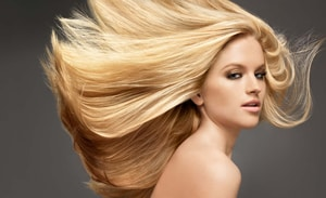 Фото: здоровые и ухоженные волосы