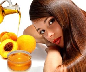 Волосы после персикового масла