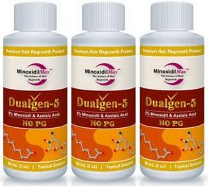 препарат с миноксидилом Dualgen 5
