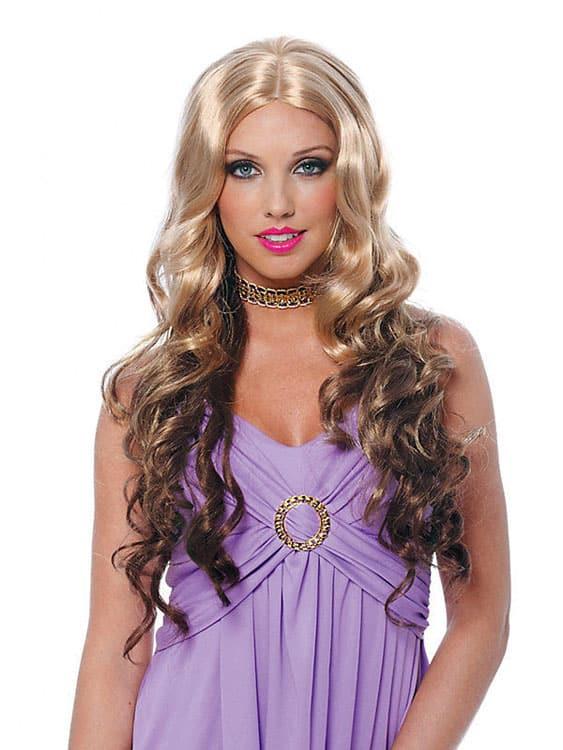 Омбре на светлые волосы вид спереди 7