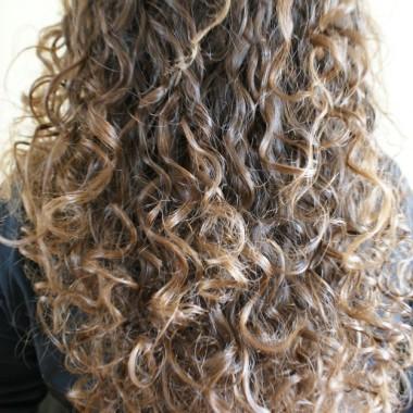 Волосы после биозавивки 4