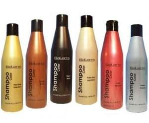 оттеночный шампунь для осветления волос