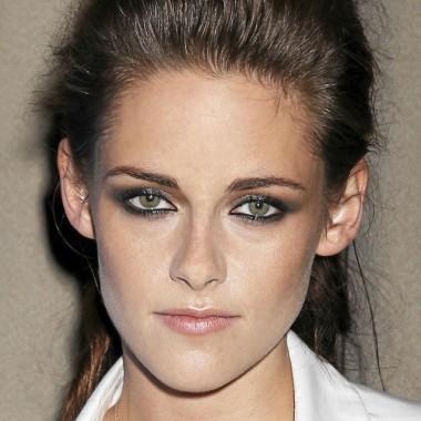 светлая кожа зеленые глаза Кристин Стюарт
