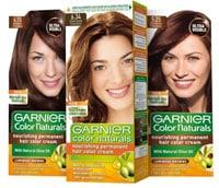 Гарньер краска для волос палитра
