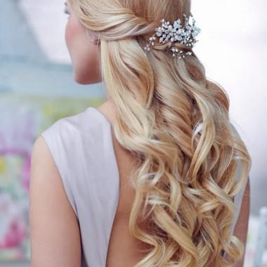 прически с локонами на длинные волосы 6