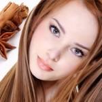 Осветление волос с помощью корицы