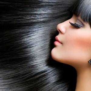 кератиновое выплямление длинных волос