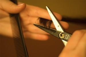 Защитная окантовка ножниц