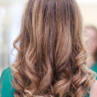 брондирование волос в пепельных оттенках