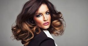 зональное брондирование на темных волосах