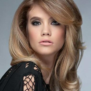 брондирование волос с эффектом натуральности