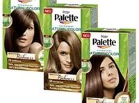 оттенки волос от  Palette