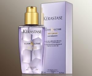 kerastase масло для тонких волос