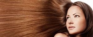 Фотография красивых волос