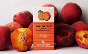 Фотография персиков