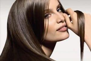 Фотография - шелковистые волосы