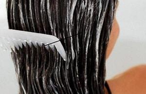 Фотография волос и расчески