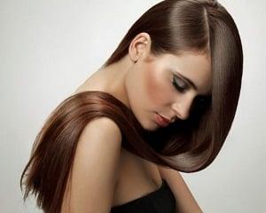 Фотография гладких волос