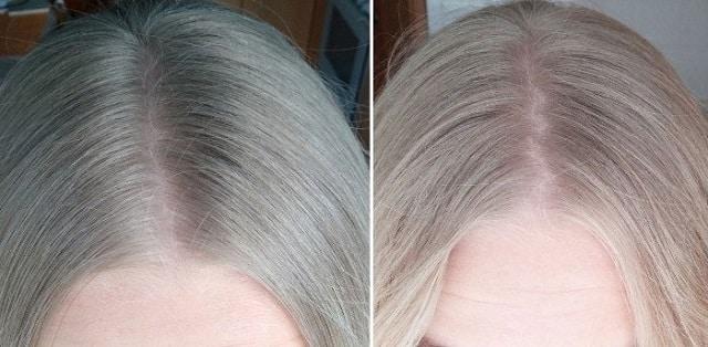 Фотография светлых волос