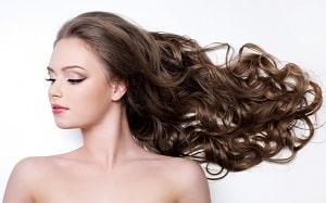 Фотография длинных волос