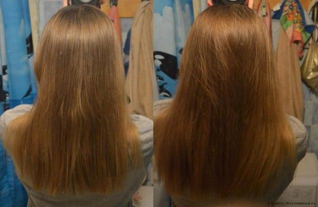 Фотография  волос