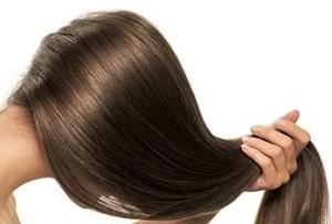 Фотография здоровых волос