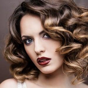 фотография волос окрашенных в стиле балаяж