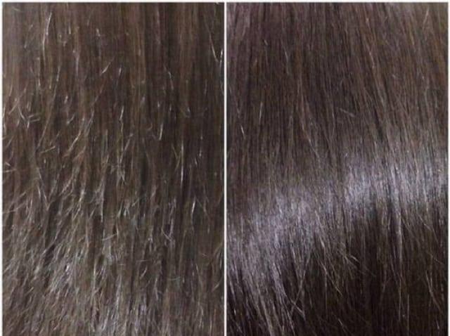 Фотография волос 1