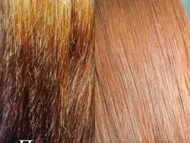 Фотография волос 2