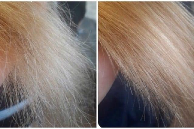 Фотография волос 3