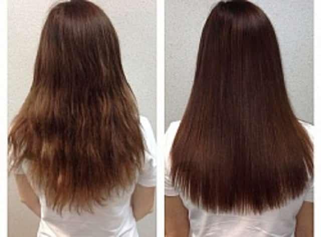Фотография  волос 4