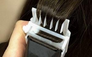 Как полировать волосы